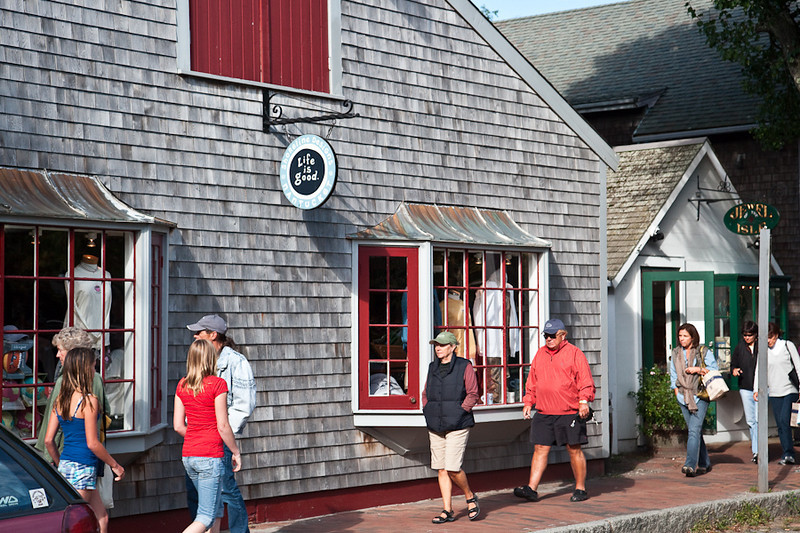 NANTUCKET SHOPPING