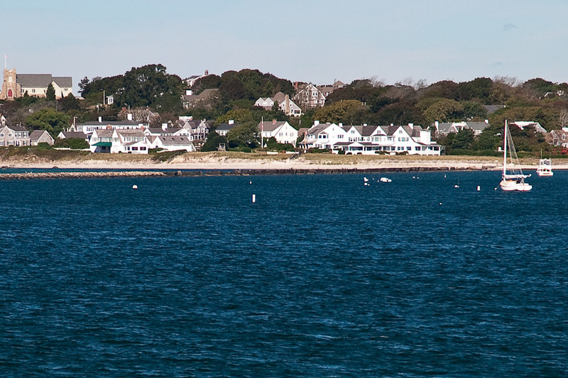 KENNEDY COMPOUND ( HOUSE WITH THREE GABLES)-HYANNIS
