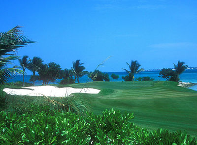 Bahamas -- Ocean Club at Paradise Island Hole 14