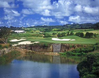 Barbados -- Royal Westmoreland Hole 7