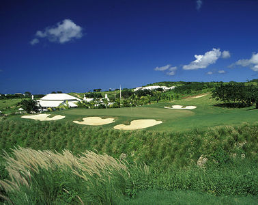 Barbados -- Royal Westmoreland Hole 18