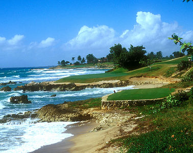 Dominican Republic -- Teeth of the Dog Hole 5
