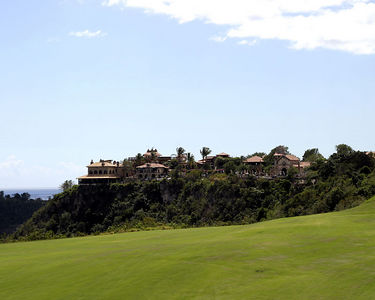 Dominican Republic -- Dye Fore -- Altos de Chavon from the back nine