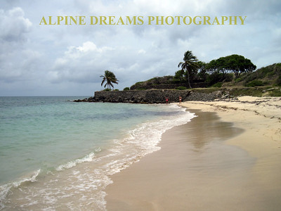 ST KITTS  SHORELINE SCENES