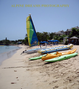 ST LUCIA SAILS AND KAYAKS