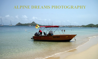 ST LUCIA WATER TAXI