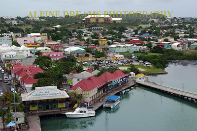 ANTIGUA HARBOR SCENES