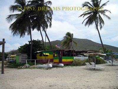 ST KITTS BEACH BAR