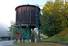 CASS SCENIC RAILROAD WATER TANK