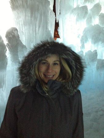 Calla in the Ice Castle