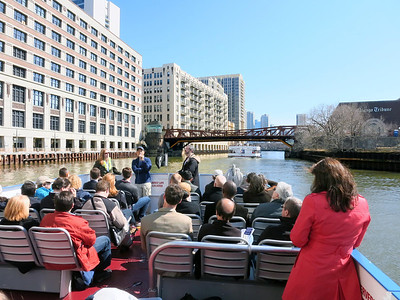 16-On the North Branch Canal, looking south to Chicago Ave bridge.