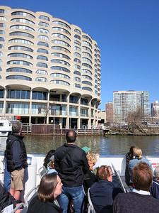 26-River City condos designed by Bertrand Goldberg