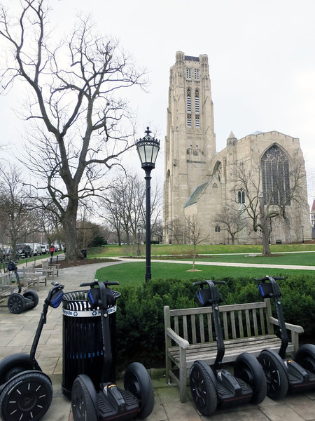 9-New park and Rockefeller Chapel from 58th and Woodlawn