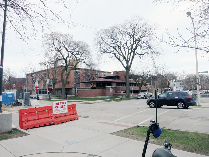 10-Robie House, 58th and Woodlawn