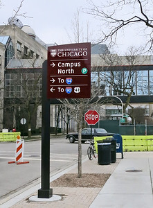 6-New signage on campus