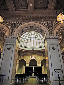 38-Tiffany Dome, Old Public Library