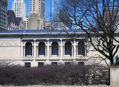 29-Art Institute, Jackson Blvd façade