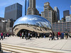12-Cloud Gate at Millennium Park
