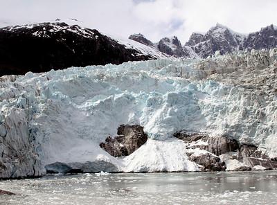 Patagonia - Brookes Glacier Bay