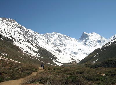 El Morado National Park near Santiago