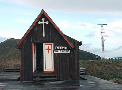 Patagonia - Cape Horn small church