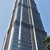 Jin Mao Tower -  421 m / 1,380 ft - 88 floors