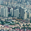 Myriad of buildings - view from above