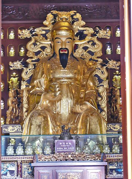 Statue of Xuanzang