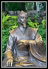 Bronze sculpture at the Chen Family Shrine - Guangzhou...
