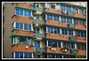 Hangzhou - typical Chinese apartment house...