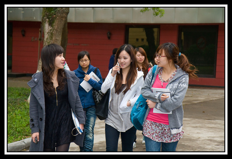 Students -  - Guangxi Normal University, Guilin...