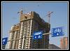 "China's new national bird:  ""The Construction Crane""..."