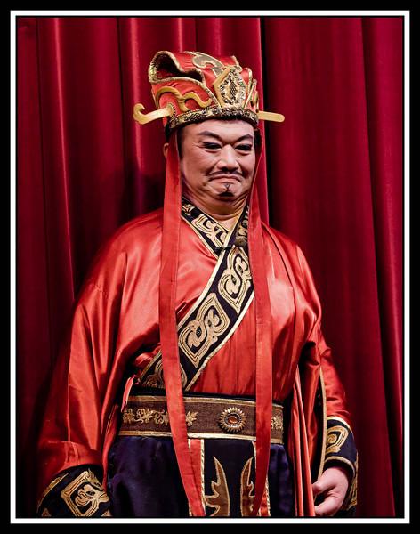 Master of ceremonies...