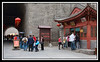 Entrance to Xi'an City Walls...