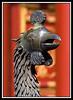 Bronze Phoenix head, Summer Palace...