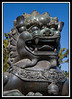 Guardian lion, Summer Palace...