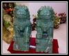 Jade guardian lions...