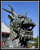 Guardian dragon at Summer Palace...