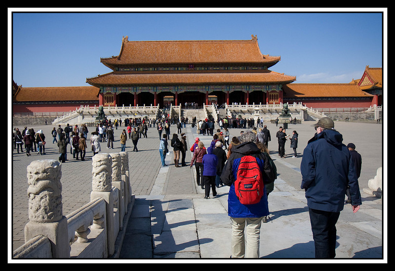 Hall of Supreme Harmony...