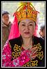 Mongolian dancer...
