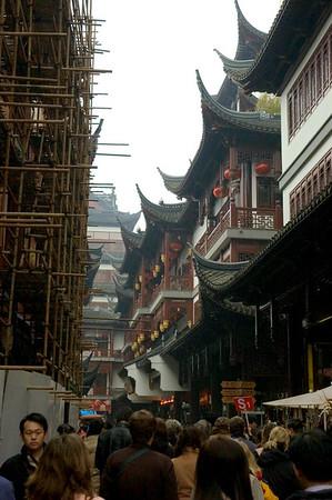 Saturday Evening - Shanghai's China Town