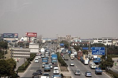 Wednesday Bus Trip to Suzhou 3/7/07