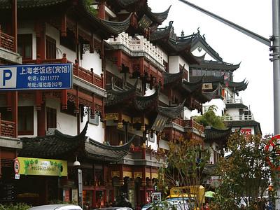China. Old Shanghai.
