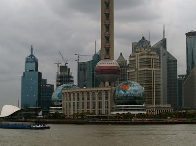 China. Shanghai