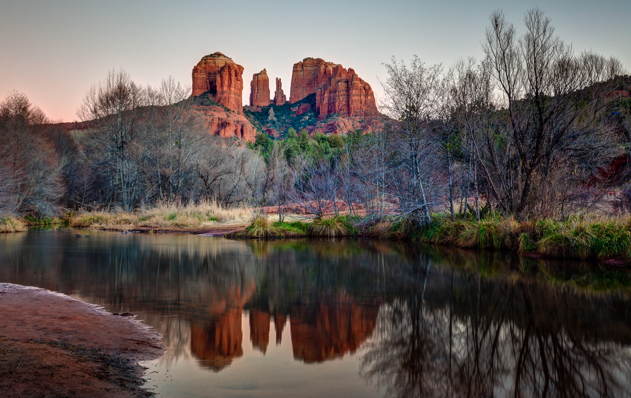 """CATHEDRAL ROCK"" - SEDONA, ARIZONA"