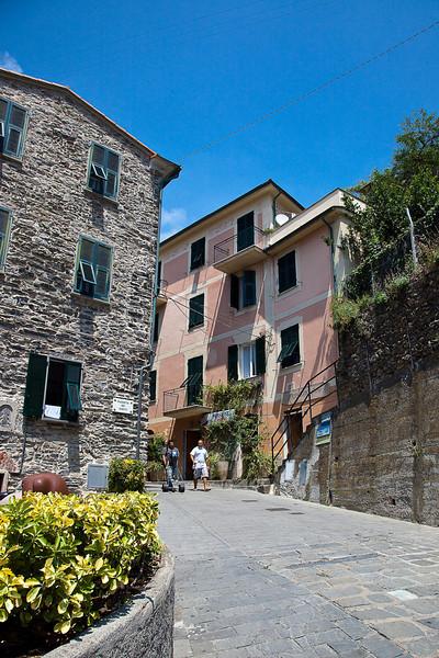 PENSION SORRISO HOTEL-VERNAZZA, ITALY