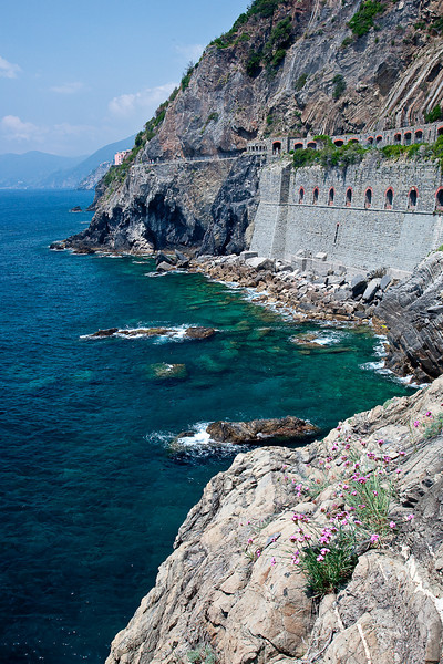 TRAIL BETWEEN RIOMAGGIORE AND MANAROLA