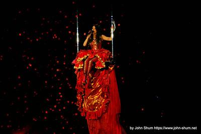 Sarah Brightman - Symphony - The World Tour - 上海站因為撞期,最後決定於上海睇 (攝於:上海)