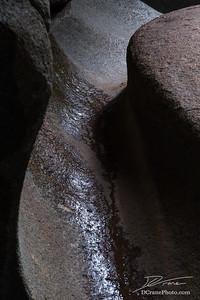Flowing Granite