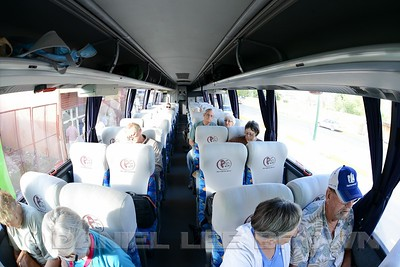 SPORTS LEISURE VACATIONS, TOUR BUS